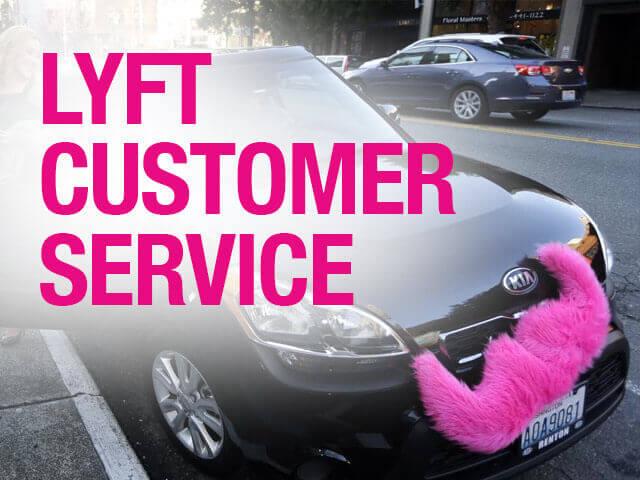 lyft customer service