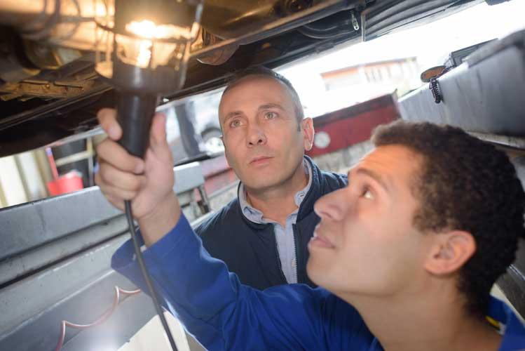 uber vehicle inspection