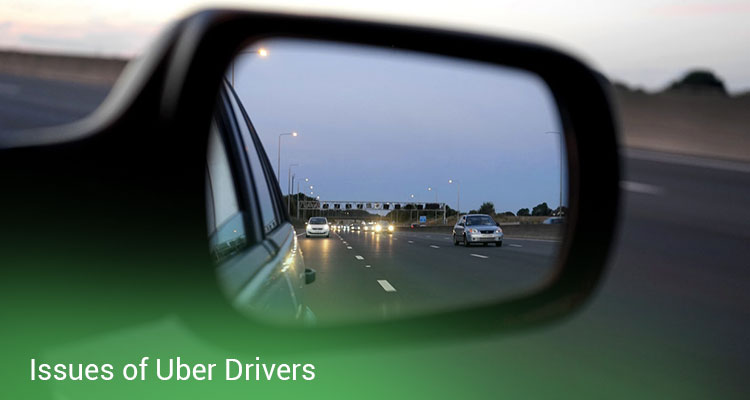 Issues-of-Uber-Drivers
