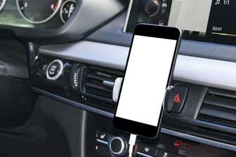 phone mount for drivers