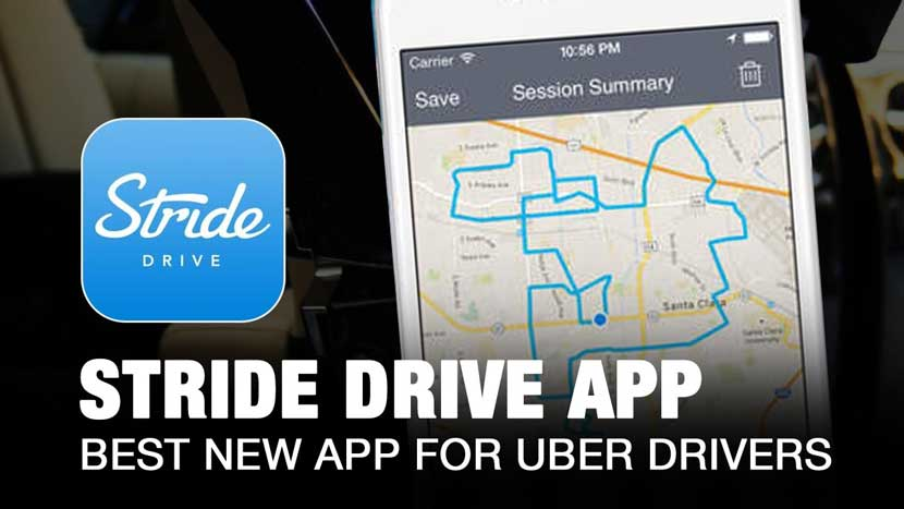 Stride Drive app review
