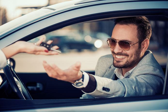 Should I buy, lease or rent a car for Uber and Lyft