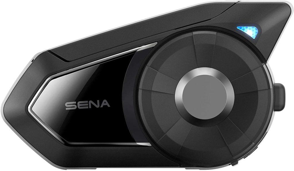 Mesh Technology Sena 30K-01 Motorcycle - best motorcycle bluetooth headsets