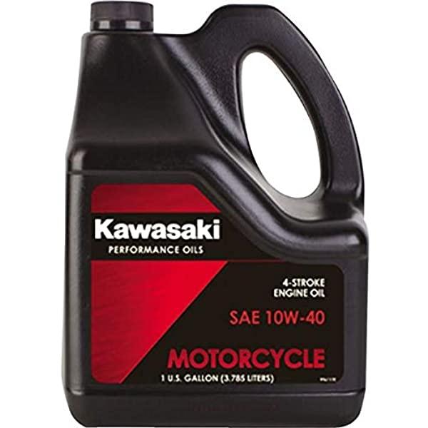 Kawasaki 4-Stroke Motorcycle Engine Oil