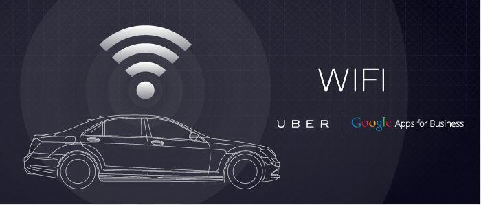uber wifi
