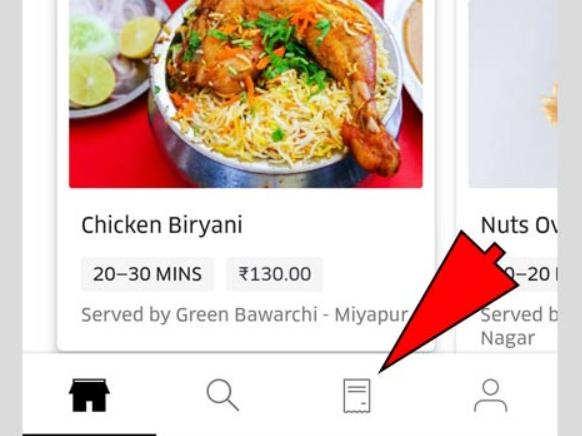 cancel uber eats order