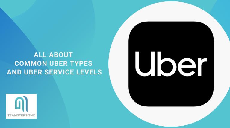 uber service levels