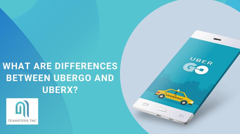 differences between ubergo and uberx