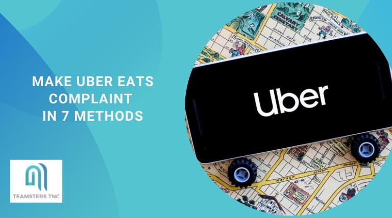 uber eats complaint