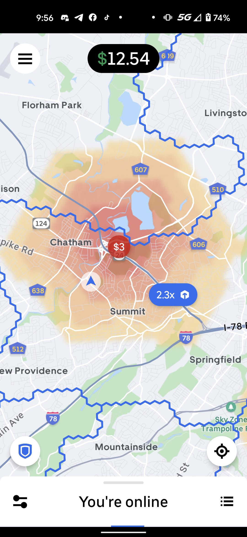 uber eats hotspots
