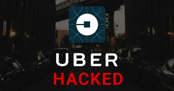 uber hacked