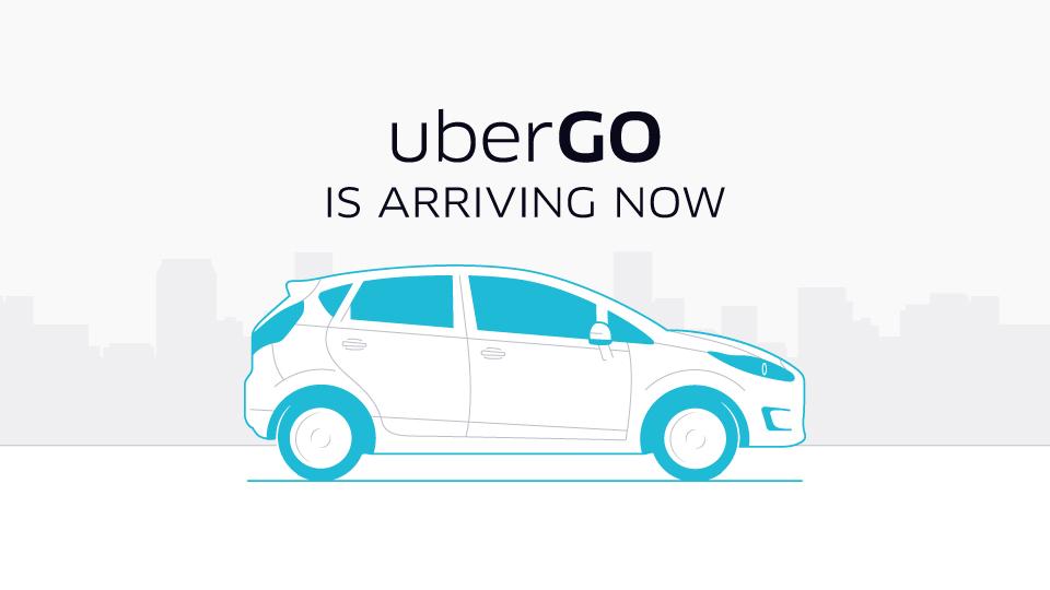 uber go capacity